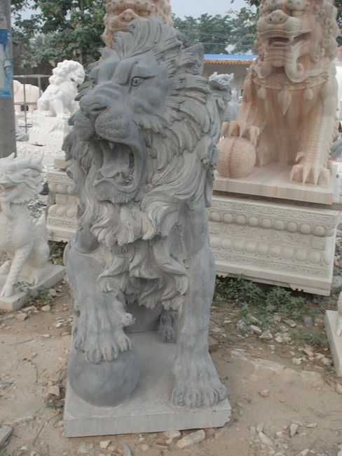 欧式狮子 (5)